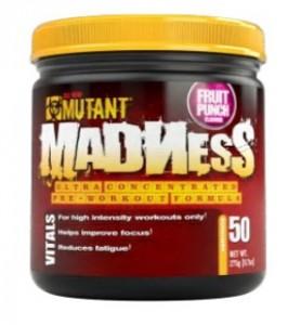 mutant madness PWO